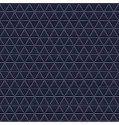 seamless pattern small triangles vector image