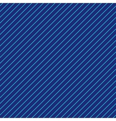 Abstract Seamless diagonal striped pattern vector image vector image