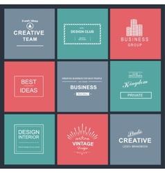 Design vector image