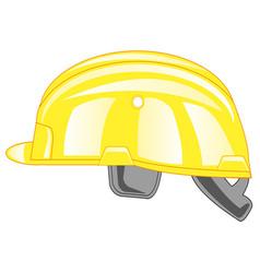 The defensive helmet of the vector