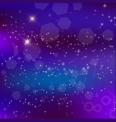 energy fantastic square background blurred vector image