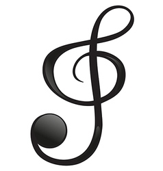 A g-clef vector