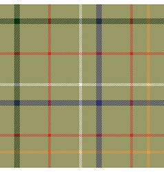 Heckered plaid seamless pattern vector