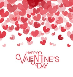 Hand sketched Happy Valentines Day text as vector