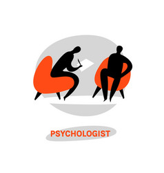Psychologist logo image vector