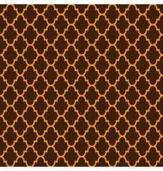 Oriental style seamless pattern vector image