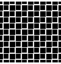 Square line geometric seamless pattern 4511 vector image vector image