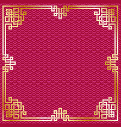 chineseornaments4 vector image