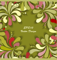 Colorful holidays background vector