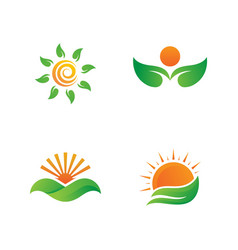 farm agriculture vector image