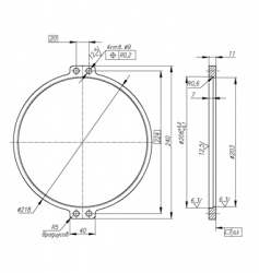 Project plans vector