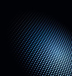 Light spot vector image