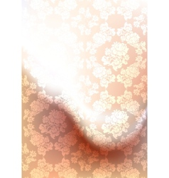 Ornament backdrop vector