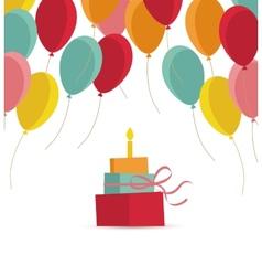 Sweet Cake vector image
