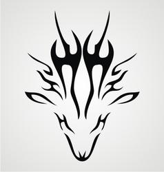 Deer Tribal vector image vector image