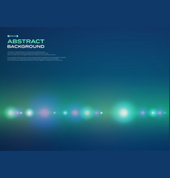 Abstract of spectrum glowing stripe line pattern vector