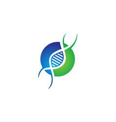 Dna genetics vector
