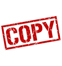 copy stamp vector image