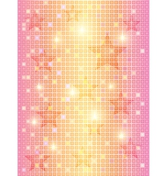 abstract event bill background vector image