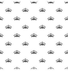 big crown pattern vector image