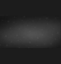 black internet connection molecular abstract vector image