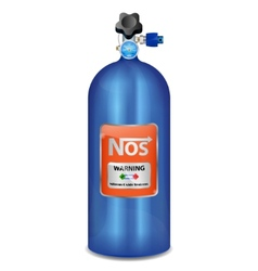 Nitrous Oxide System Nitro Boosts NOS vector