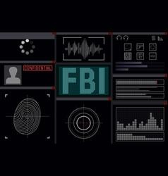 Program for the fbi vector