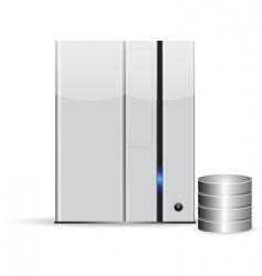 Server network database vector