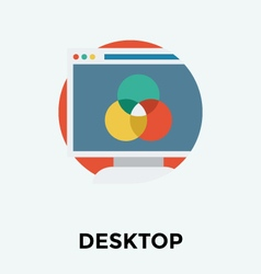 Web Page Icon vector