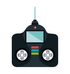 drone control remote icon vector image