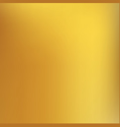 gold background gradient foil yellow vector image