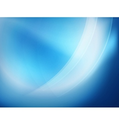 blue abstract backdrop vector image