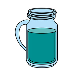 water jar design vector image