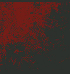 red distress texture vector image