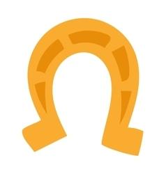 Horseshoe vector image