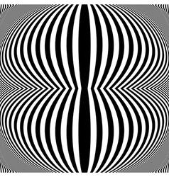 Design monochrome movement background vector
