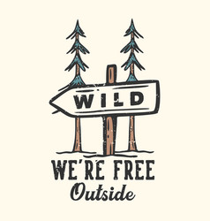 T-shirt design slogan typography were free vector