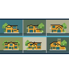 Home style vector image