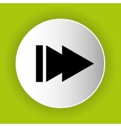 Next play icon symbol design vector