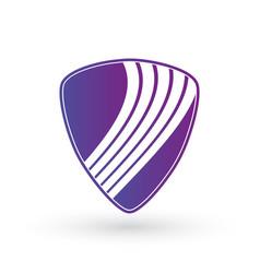 identity badge label emblem logo or badge vector image