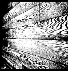wooden planks overlay vector image
