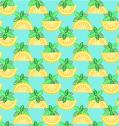 Citrus Seamless pattern - vector image
