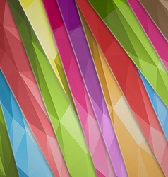 Abstract background color inclined lines vector