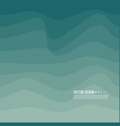 Distorted wave colorful texture vector