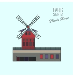 Paris Travel 01 A vector image