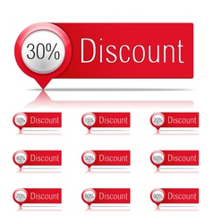 Discounts vector