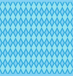 bavaria flag seamless pattern background vector image