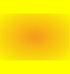 Bright sun rays with yellow dots vector