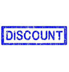 office stamp discount vector image vector image