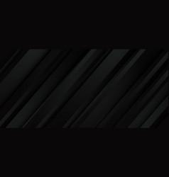 Abstract dark grey line geometric speed pattern vector